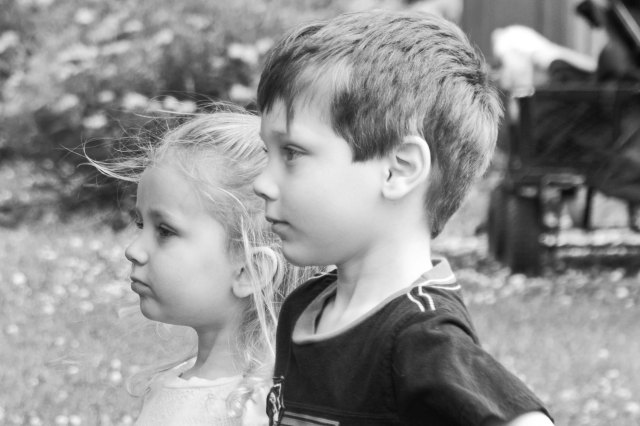 siblings in Red Wing