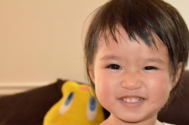 My Grand Niece