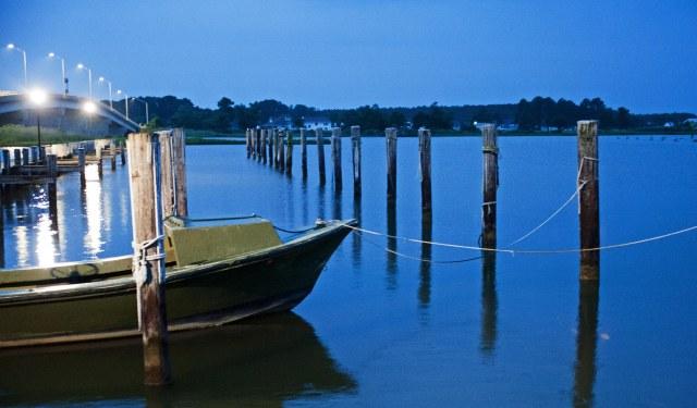Pre Dawn Blue
