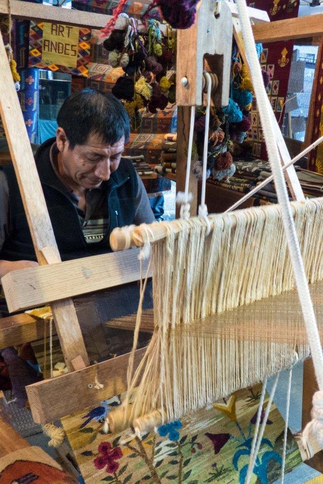 Rug Making