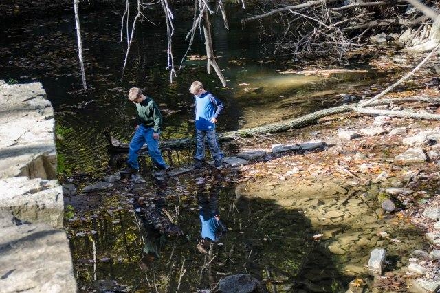 Nerstrand Big Woods State Park Hidden Falls