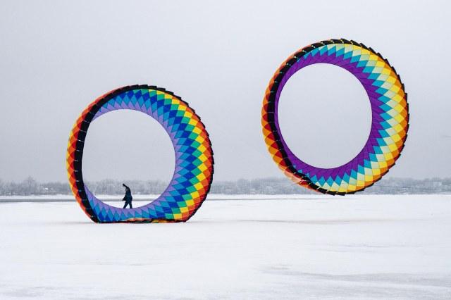 Iowa, Color the Wind Festival