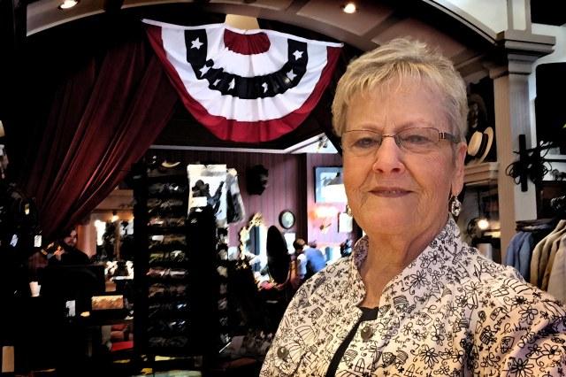 Anthony's aunt