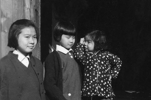 Karin, Helen, Yvonne